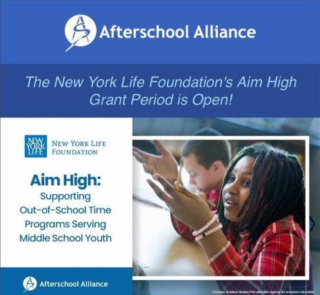 Afterschool Alliance - OST Grant